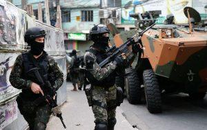 Rio's security crime crisis