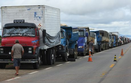 Why is Brazil so dependent on truckers?
