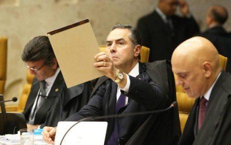 supreme court justice barroso parliamentary immunity brazil