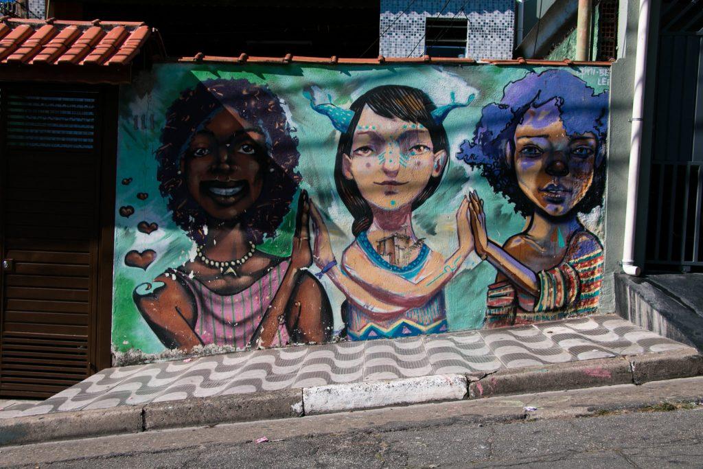 Favela Galeria São Paulo