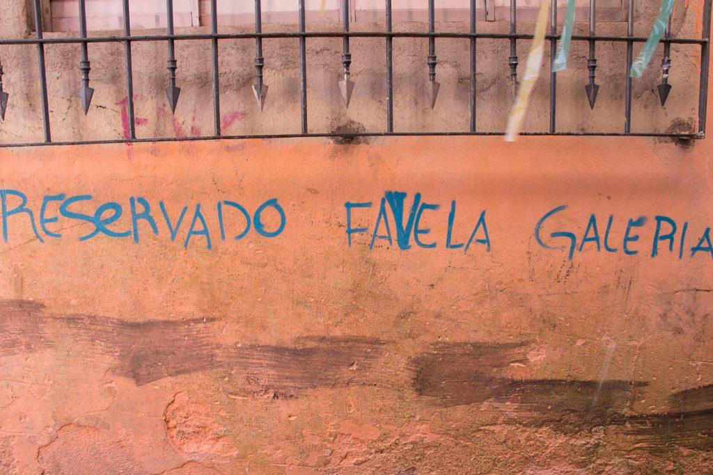 Favela Galeria São Paulo street art