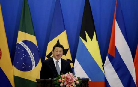 Uncertain about EU, Mercosur turns to China