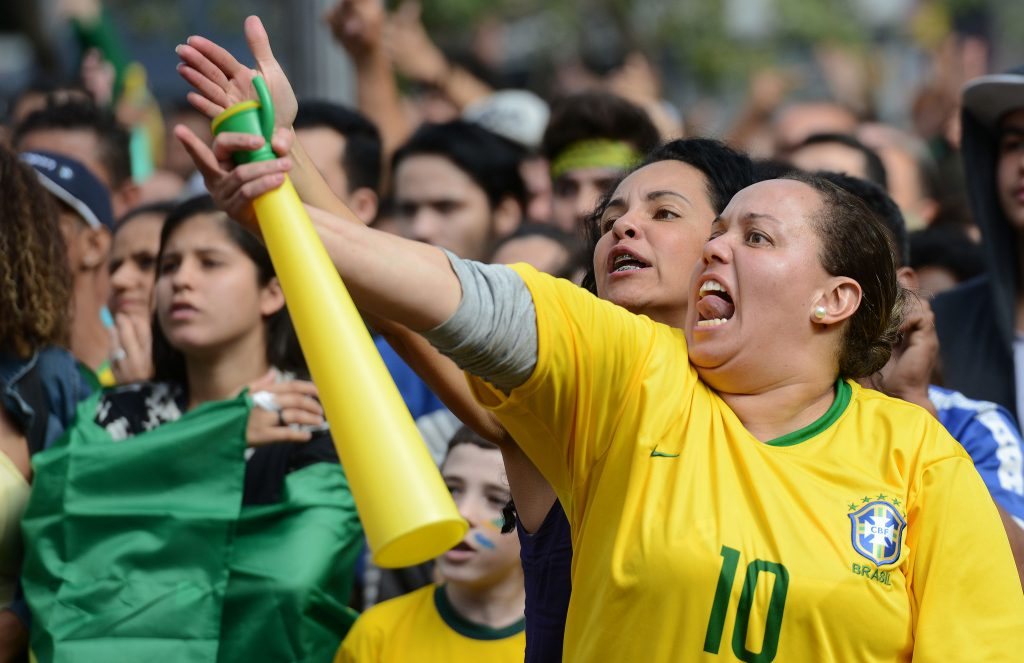 brazil stock market world cup