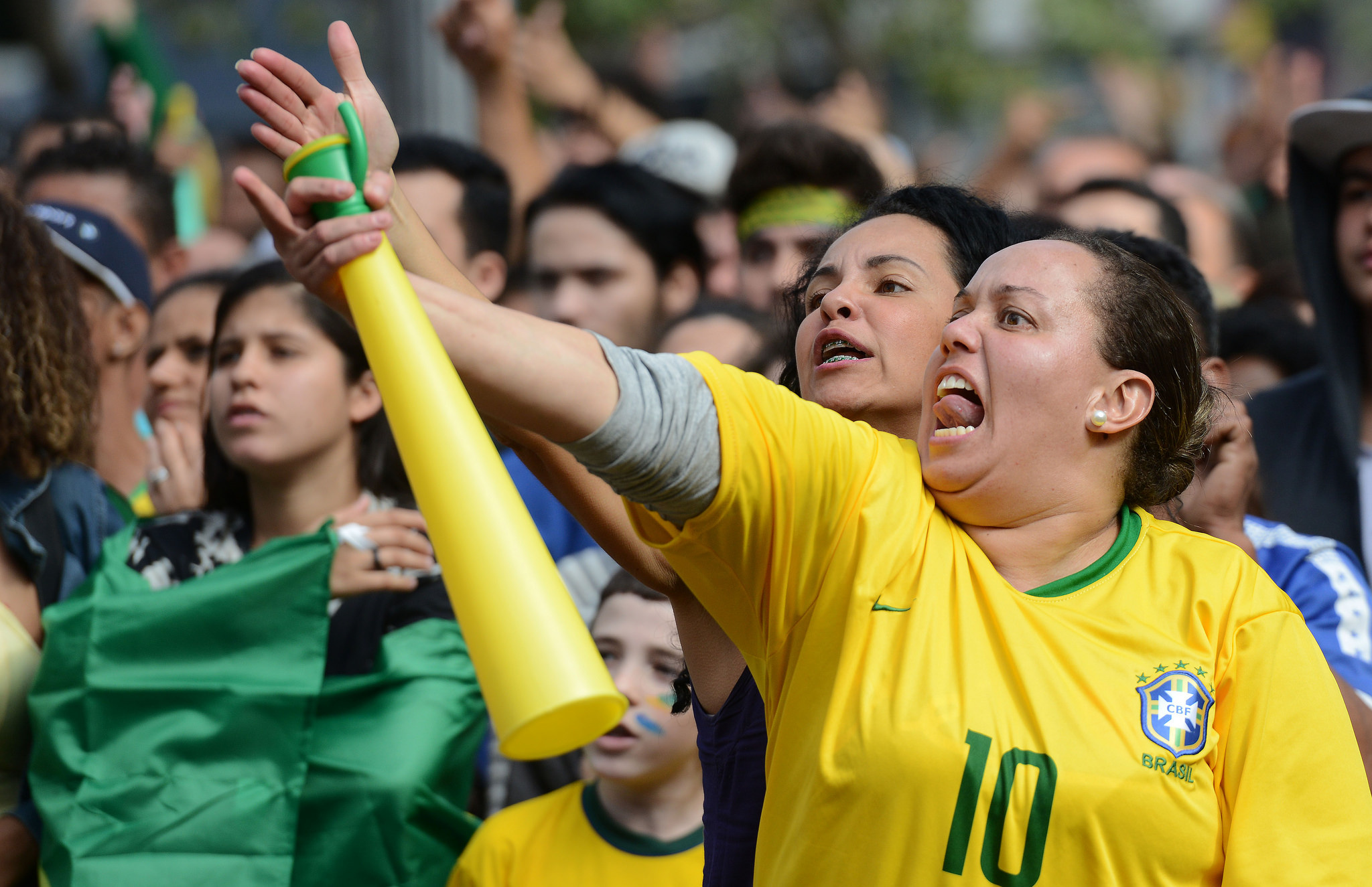 brazil stock market world cup