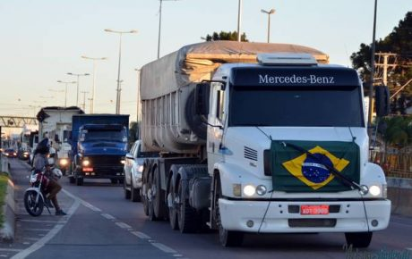 cargo transportation brazil