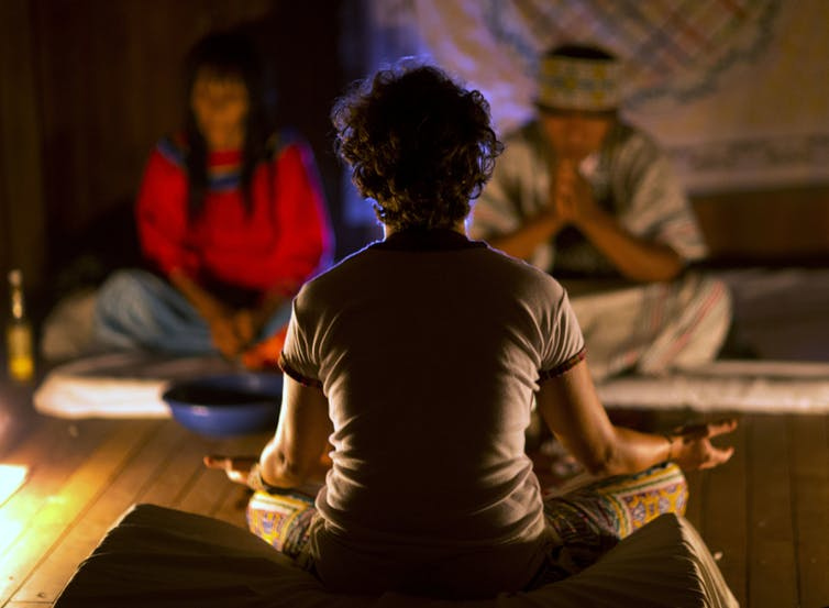 Ayahuasca tourism is growing