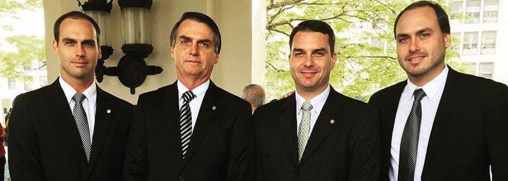bolsonaro and his sons