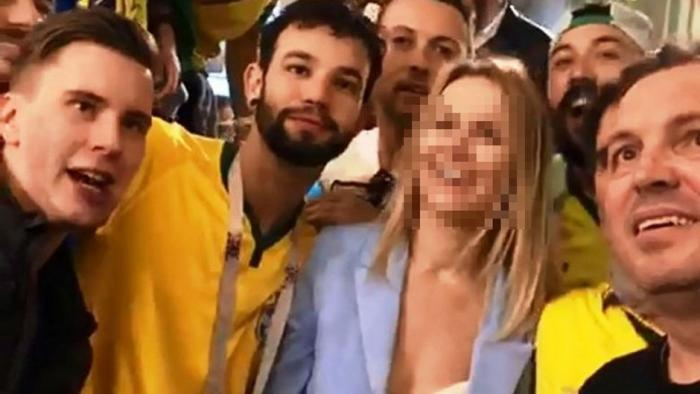 World Cup supporters show the darkest side of Brazil's macho culture