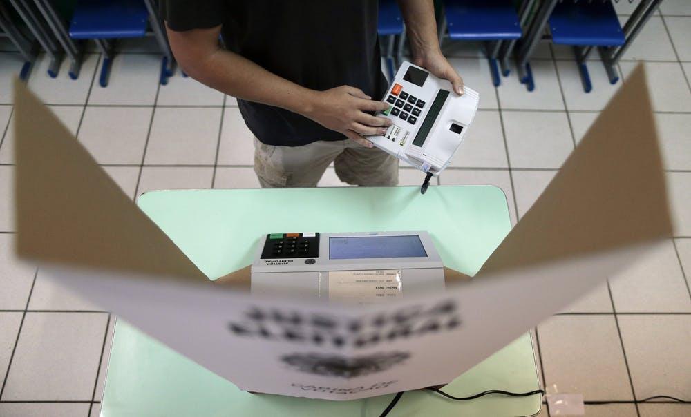 brazil electoral justice system 2018 election