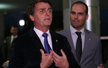 Far-right congressman Jair Bolsonaro