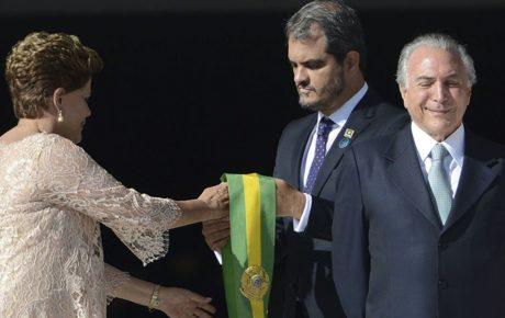 role vice president brazil michel temer