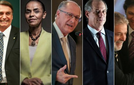 Brazil's 2018 campaign candidates proposals