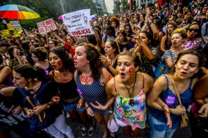 International Women's Day In Brazil abortions abortion laws