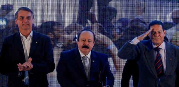 bolsonaro vice president mourao brazil 2018 election