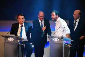 brazil presidential debate 2018 election