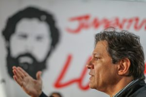 Fernando Haddad Lula presidential election 2018 brazil operation car wash