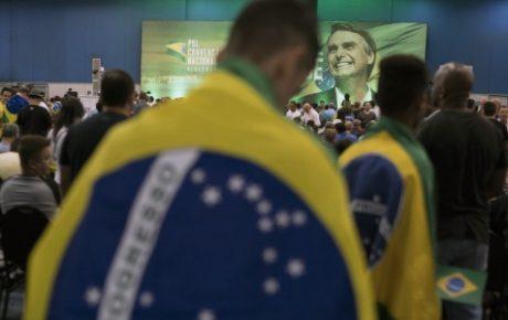 presidential race state brazil
