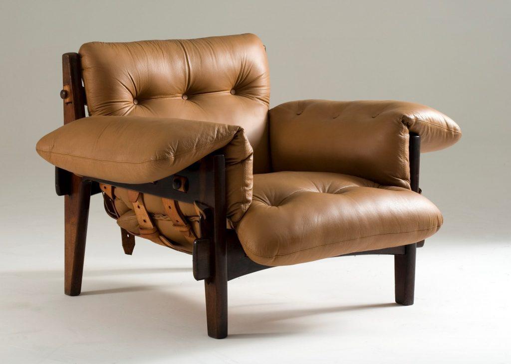 sergio rodrigues Brazilian design mole armchair sheriff furniture