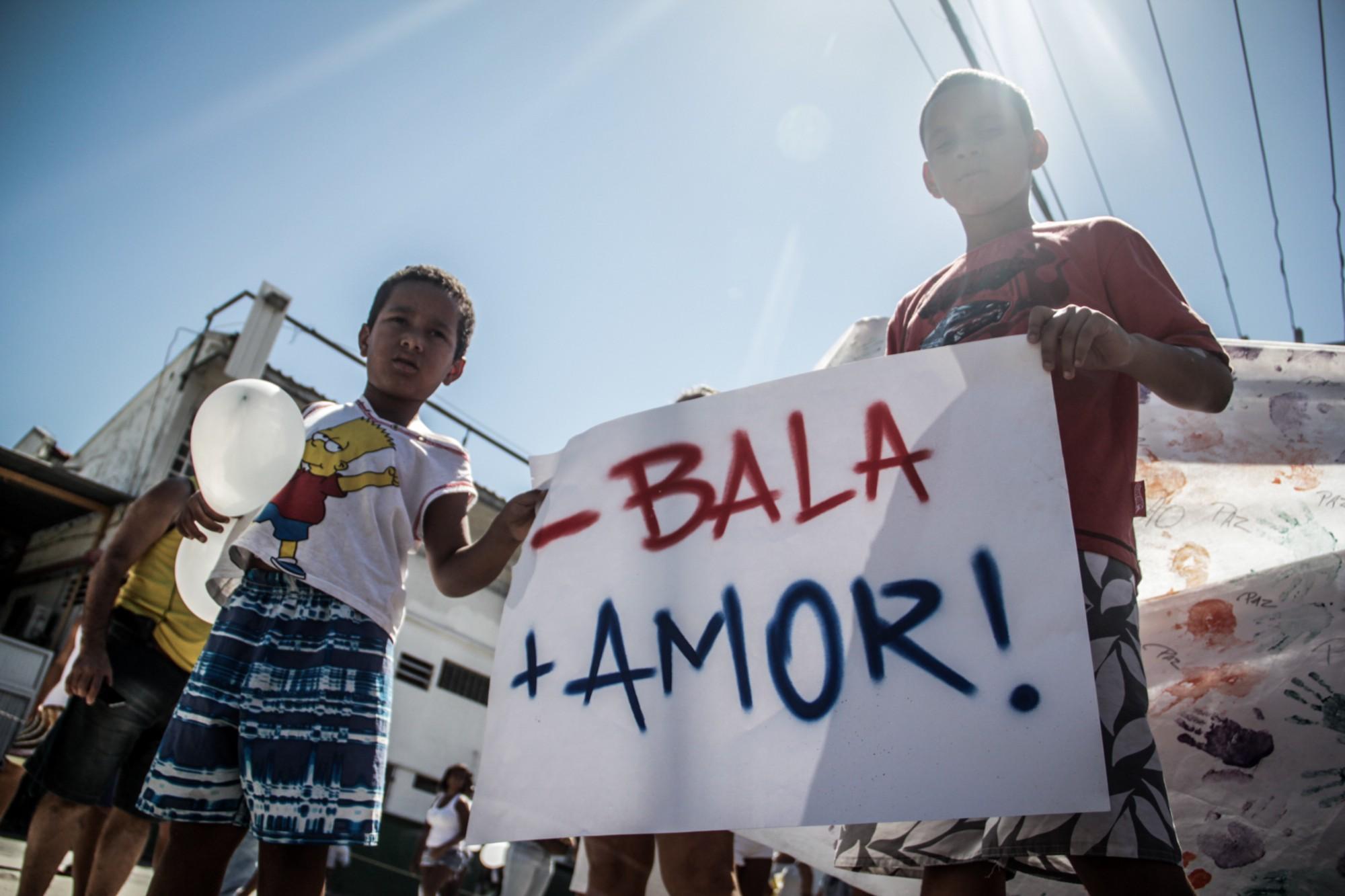 violence brazil murder rate