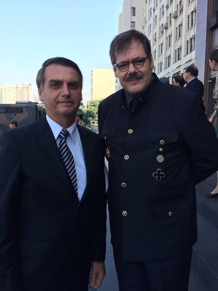 Bolsonaro adolf hitler nazism