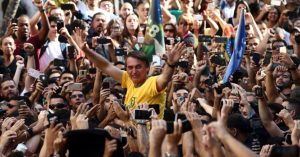 Even before far-right candidate Jair Bolsonaro was stabbed in the stomach, Brazil's presidential race had reached levels of radicalism unheard of since the 1985 return to democracy.