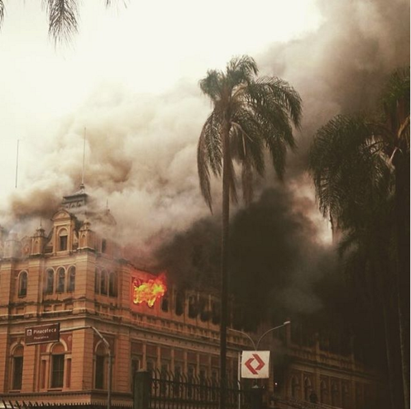 fire museum portuguese language brazil sao paulo