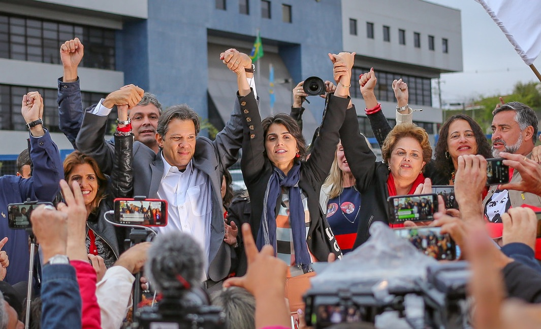 haddad lula bolsonaro election