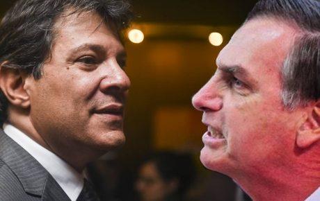 haddad bolsonaro anti lula polarization brazil presidential election brazilian election