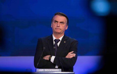 jair bolsonaro the economist cover terrible president