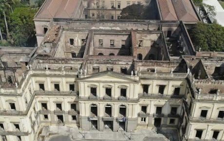 national museum history brazil