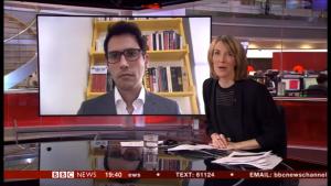 the brazilian report talks to the bbc