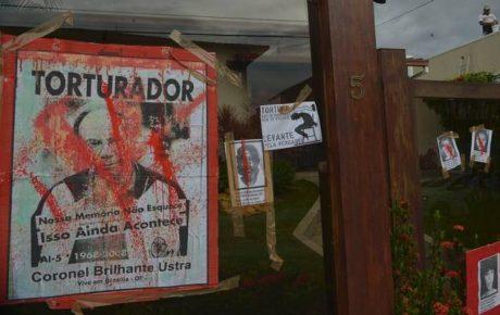 Brilhante Ustra bolsonaro Brazilian Justice confronts dictatorship's legacy of torture once again