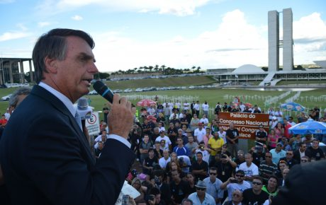 congressional support bolsonaro