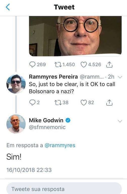 godwin bolsonaro fascism