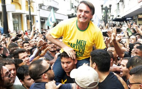 Jair Bolsonaro: from fringes to center stage of Brazilian politics