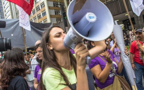 What drives political engagement in Brazil