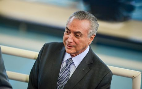 "Brazil's president: indictment puts ""second term"" in jeopardy"