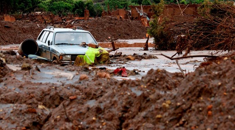 samarco dam tragedy