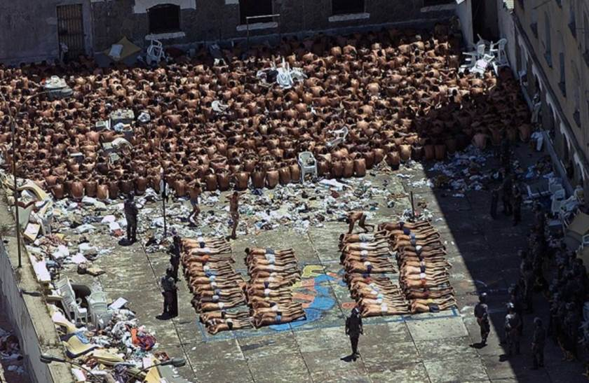 Policemen of Brazil's worst prison massacre to be re-tried Carandiru Prison Massacre