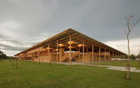 School in Tocantins chosen for prestigious architecture prize