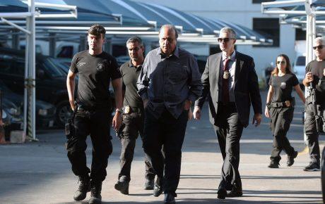 rio de janeiro governor arrested