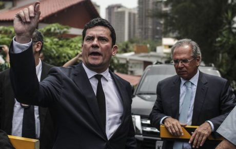 sergio moro jair bolsonaro operation car wash corruption