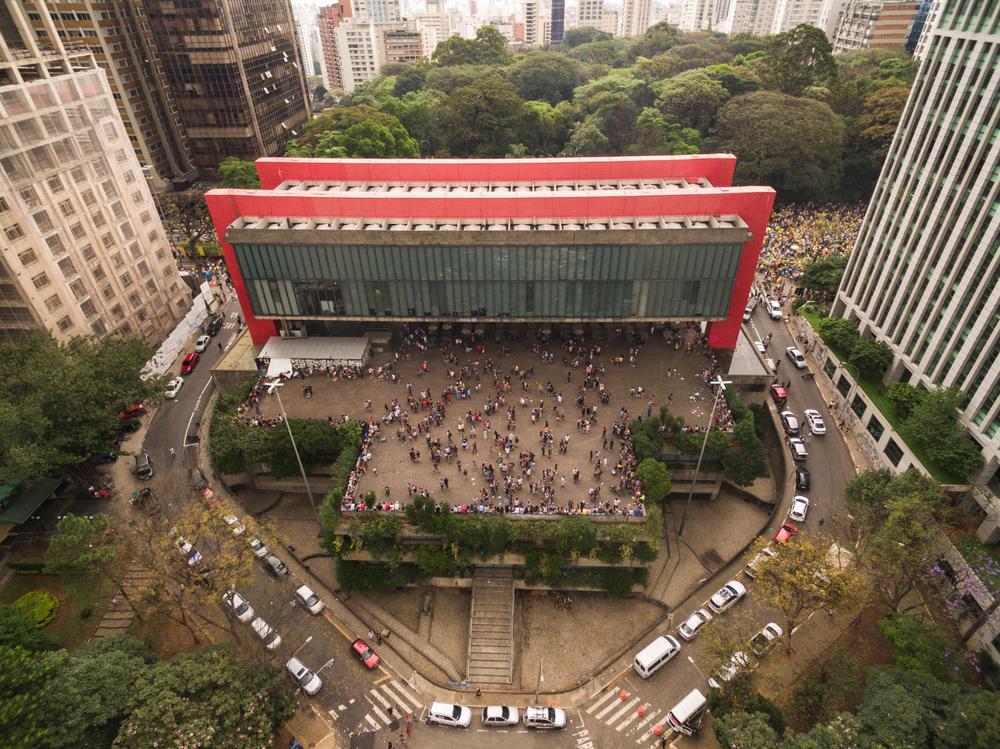MASP museum são Paulo
