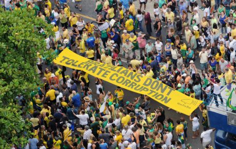 How susceptible to corruption are Brazil's institutions?