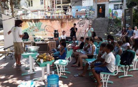 Solar panels offer Rio de janeiro school a bright future