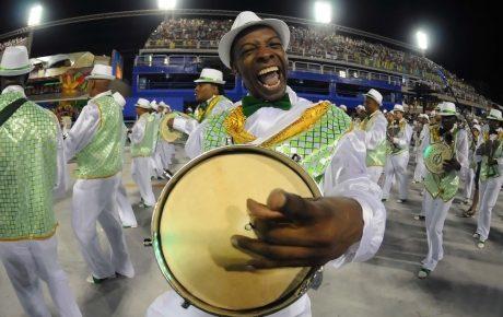 samba school brazil rio de janeiro carnival
