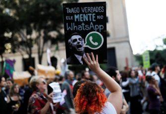 social media democracy brazil