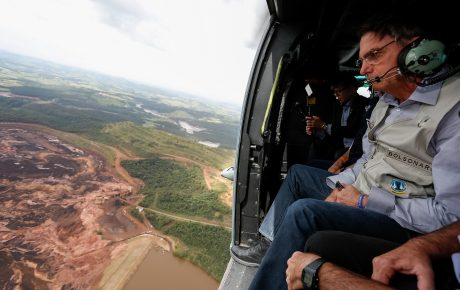 bolsonaro Vale brumadinho disaster