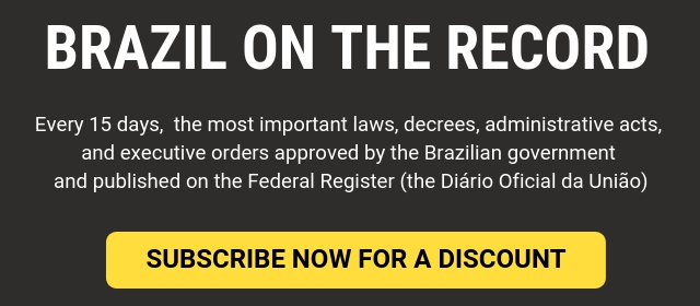Brazil on the record