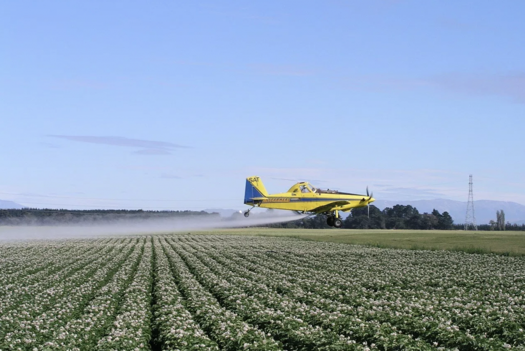 Government clears highly toxic pesticides